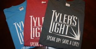 Tyler's Light Tee's